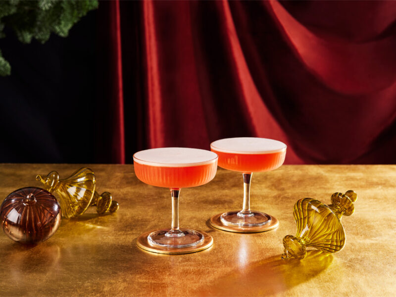 BACARDI Pumkin Vermouth Sour